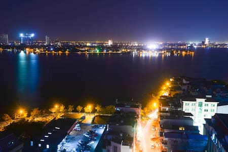 Luxury Lake view Apartment- West lake (9) - Hanoi - Apartemen