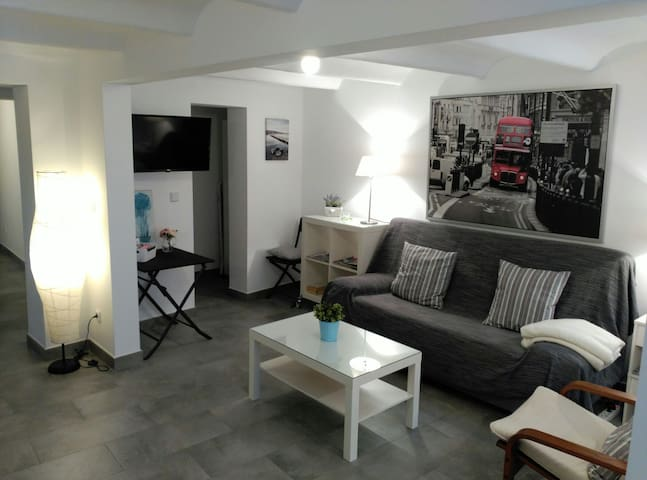 House in Palma in Old Town. Ideal for 3 people. - Palma - Huis