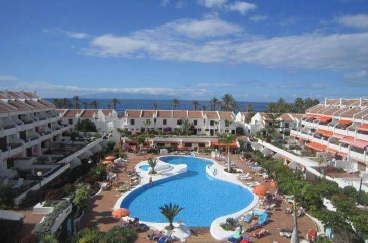 Apartamento Ginevra Parque Santiago Tenerife Stars