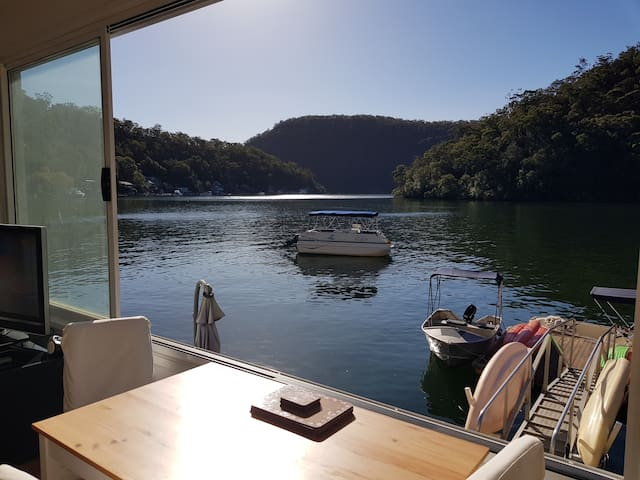Berowra Waters Cottage