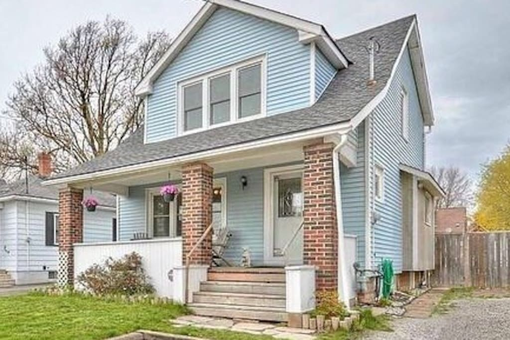 External Whole house appearance