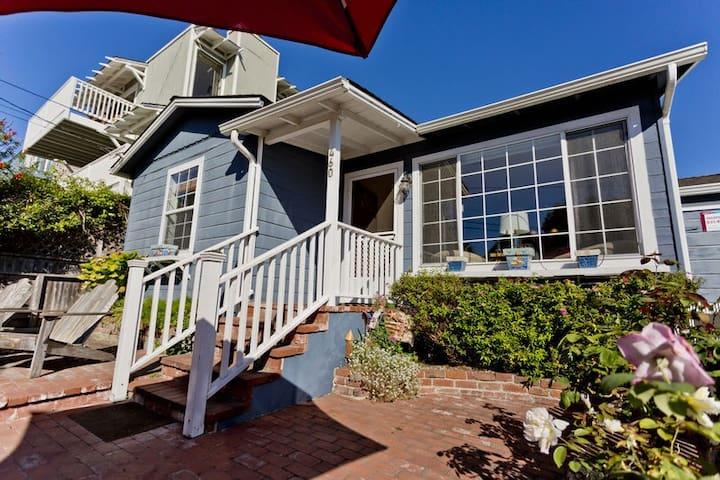460 Harbor Hideaway - Santa Cruz - House