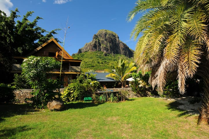 Villa Golfview, Le Morne
