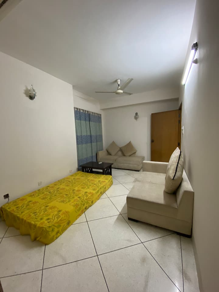 Your private loft at Niketon