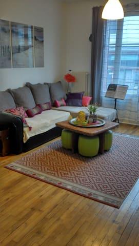 Chambre dans maison calme avec jardin proche ville - Limoges - House