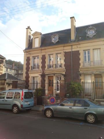 Villa Marguerite Chambre lit simple proche gare