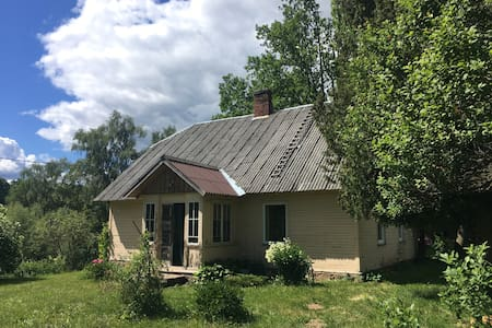 Countryside rooms near Valmiera