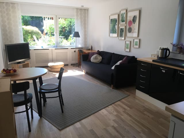 Modern, cosy, relaxing apartment near Frankfurt
