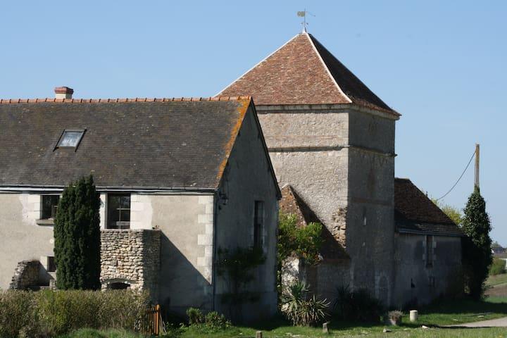 Gîte dans la campagne proche Châteaux, Beauval... - Chédigny - Apartmen