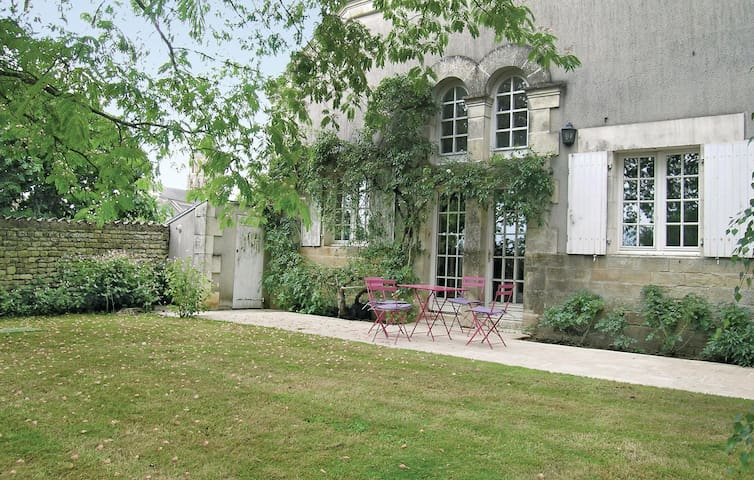 Holiday cottage with 1 bedroom on 60 m² in ST. HIAIRE DES LOGES