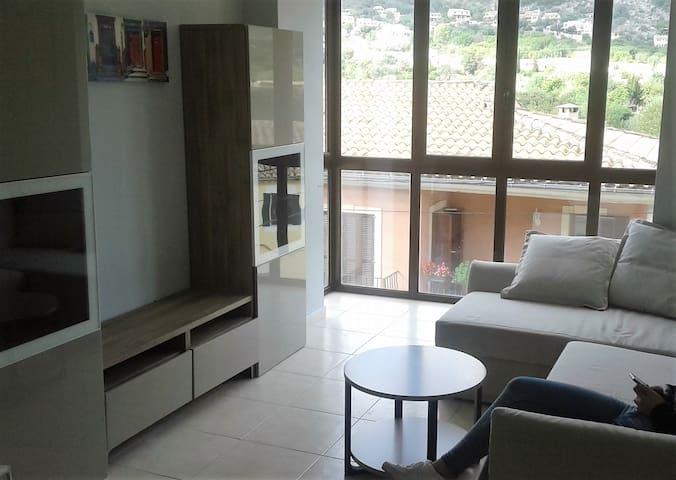 Nice apartment with views in Alaró - Alaró - Huoneisto