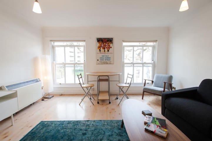 Spacious double bedroom apartment - Kennington - Londra - Appartamento