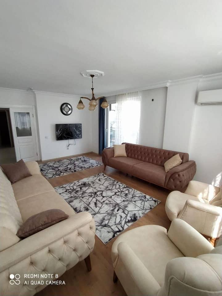 2+1 luxury home close to sea