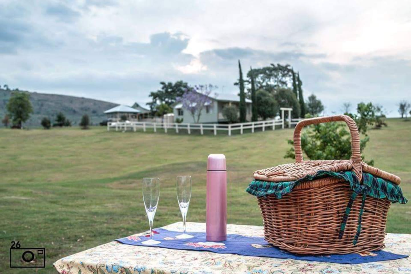 Fancy a country picnic!  Pack your own or ask about our picnic packages.