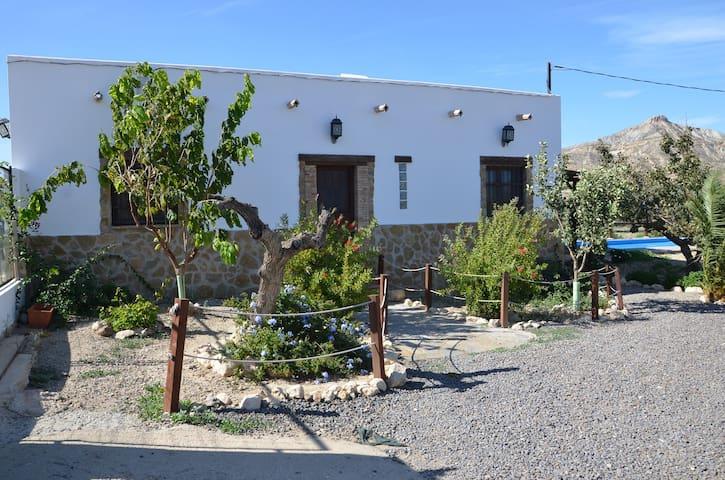 Villa Garcia - Old Reformed Cortijo