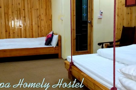 Sapa Homely Hostel - tt. Sa Pa - Bed & Breakfast
