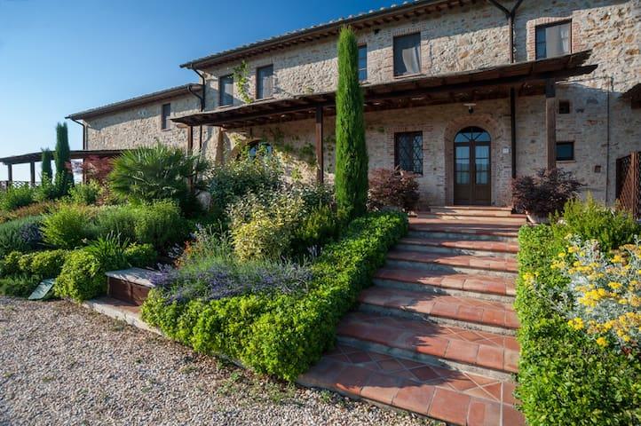 Casa Vacanze Scopeto - Apt. 4 - Colle di Val d'Elsa - Apartment