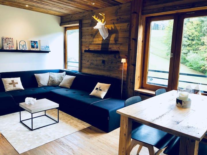 Suite 09 Mègeve - Luxury appartment