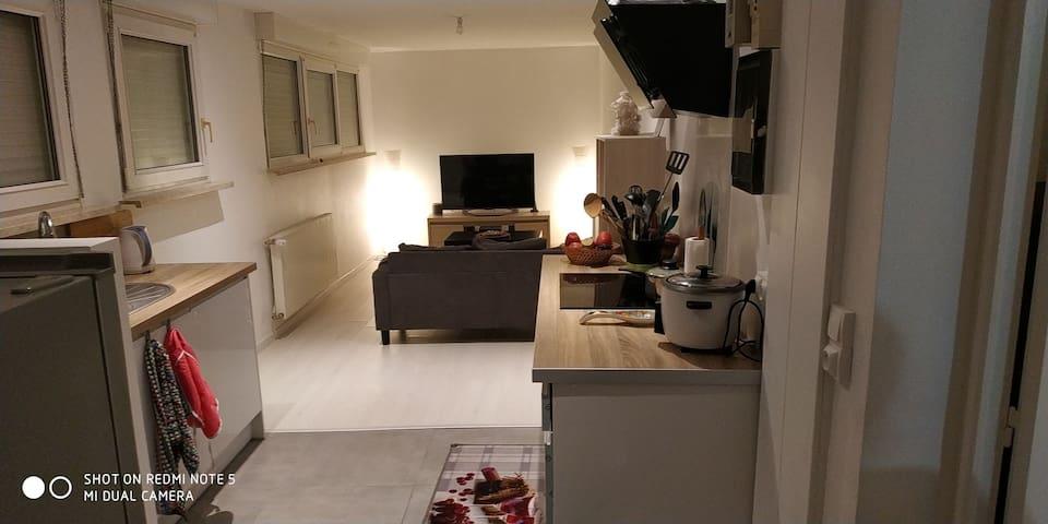Joli appartement à 10 minutes de Strasbourg