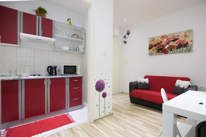 Apartment La Mirage - In the hearth of the city