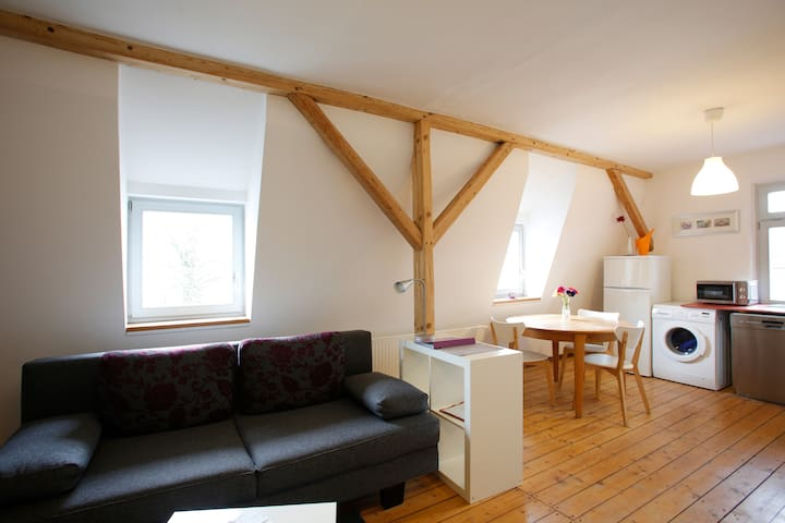 Holiday apartment with great bath - Höxter - Talo
