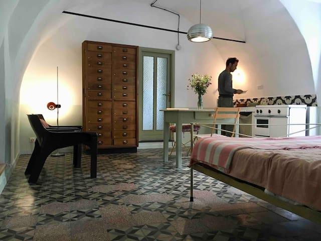 Una stanza sull'Oggia