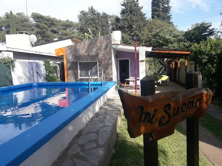 Casa quinta en Junín camino al balneario.