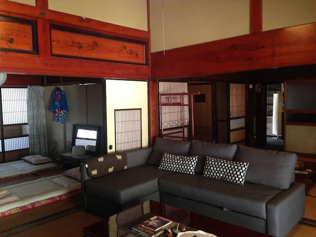 Vintage Backcountry Inn near Kagura and Naeba