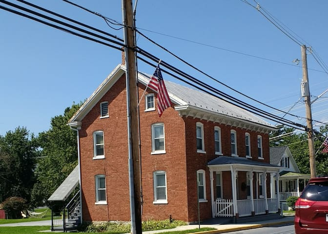 CIVIL WAR ERA BUILDING