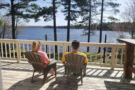 Boom Lake R&R