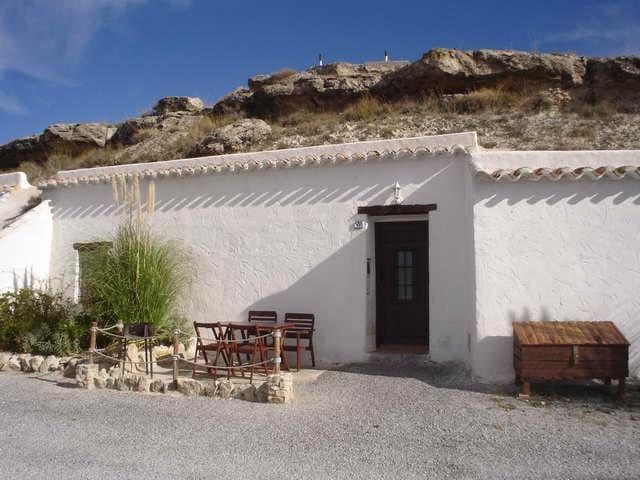 Casa Cueva Orce - Orce - Earth House