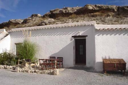 Casa Cueva Orce - Orce - บ้านดิน