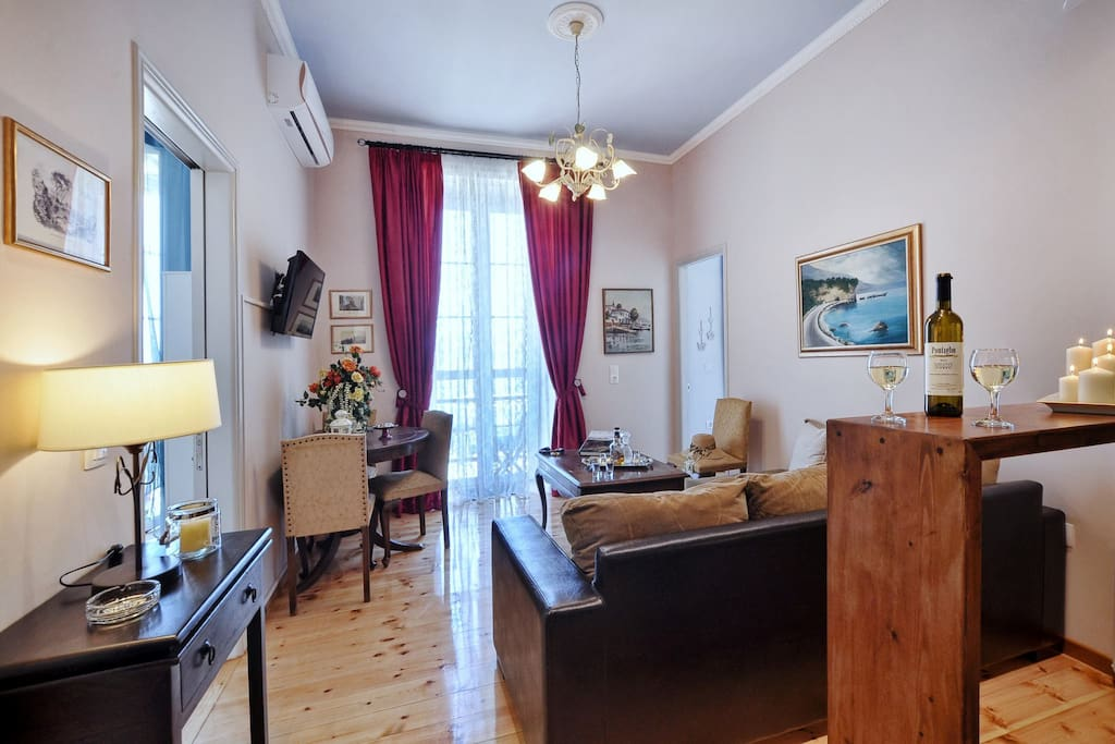 Anesis Apartment Corfu interior