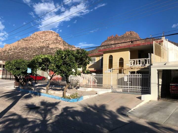 Cuarto privado/Casa compartida, en Guaymas