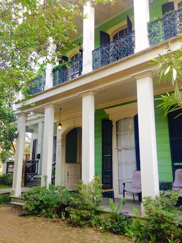 Elegance, Comfort & Fun in Lower Garden District - New Orleans - Lejlighed