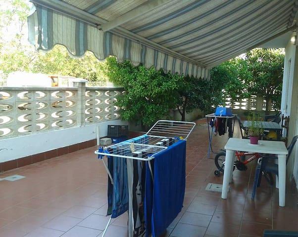 appartamento vacanze al mare a roseto capo spulico - Borgata Marina - Appartement