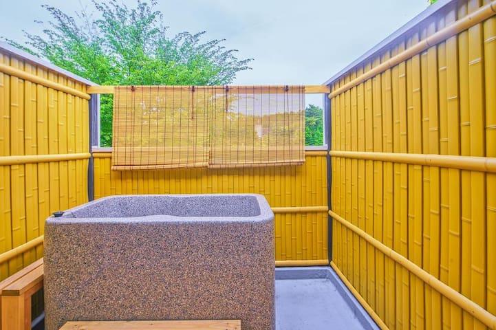 Bself Fuji Onsen Villa Deluxe Double Room