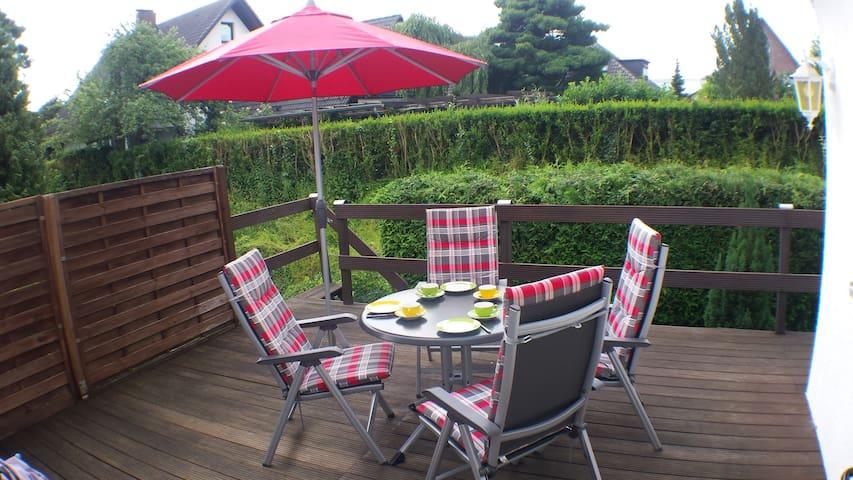 Ferienwohnung Katzenberger - Beverungen - Apartemen