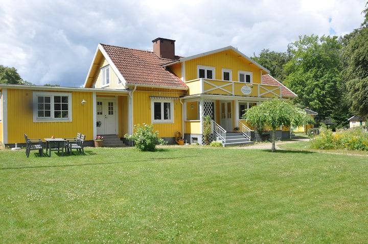 Lägenhet Linné (Hotell & Pensionat Björkelund)