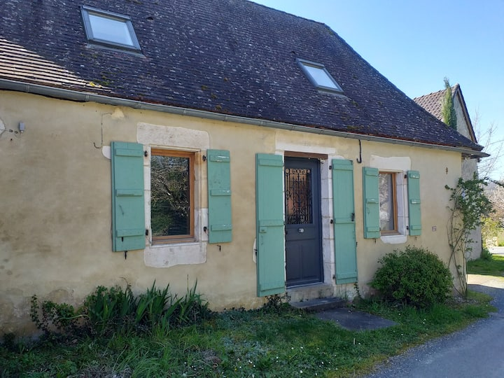 Entre deux terres  (Lot et Dordogne)