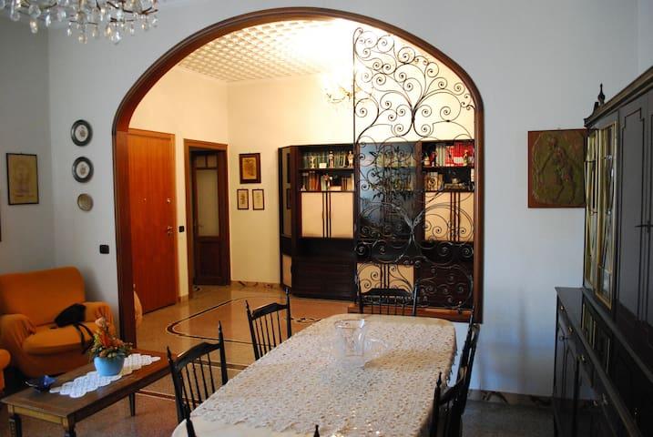 Centralissima soluzione per coppie o single - Savona - Apartment