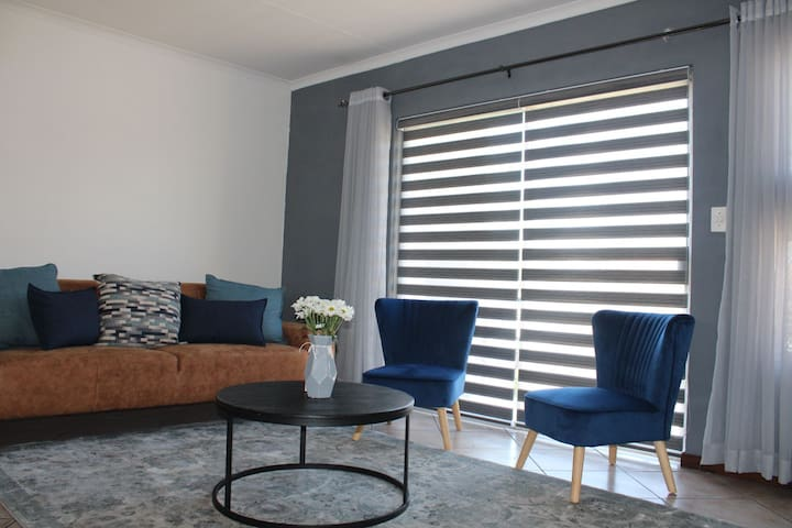 Cozy room available in stylish apartment