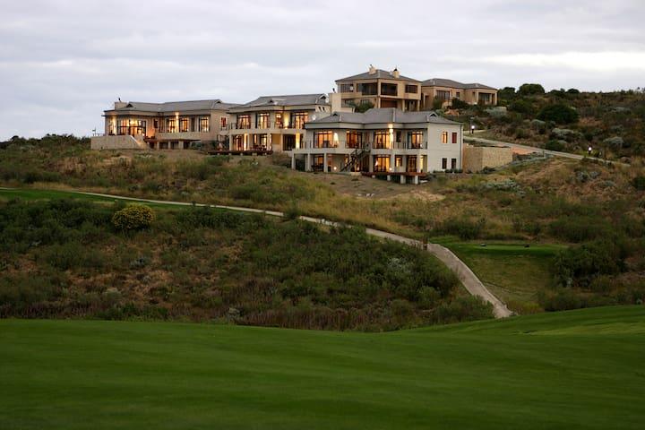 Villa Blue on Pezula Championship Golf Course