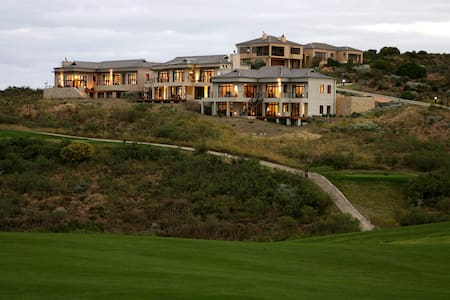 Villa Blue on Pezula Championship Golf Course