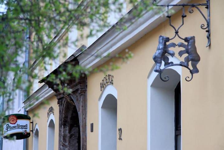 Ubytování v historickém centru. - Chomutov - Hus