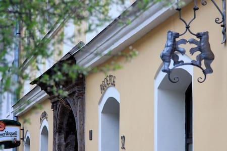 Ubytování v historickém centru. - Chomutov