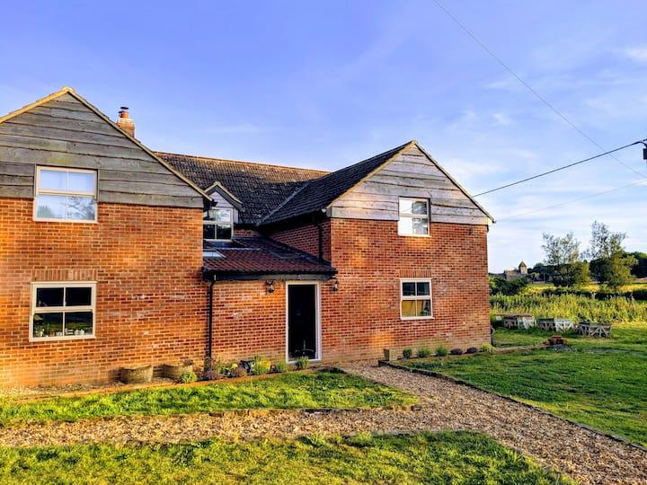 Elderbrook House, near Avebury Stones