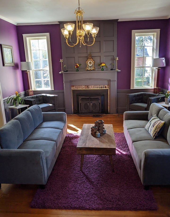Luxury Suite at Blue Ruby Bed and Breakfast