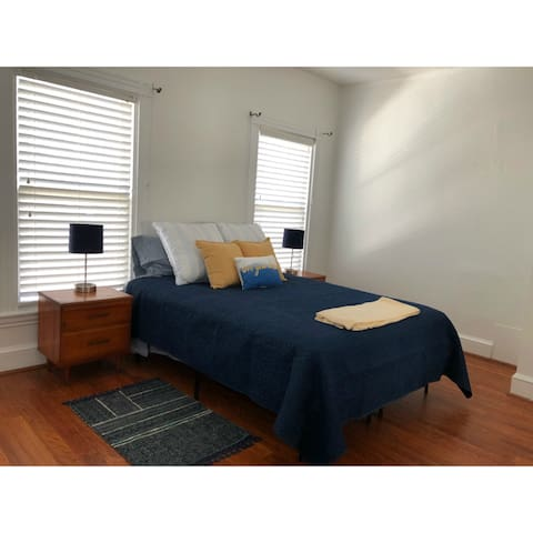 2 Bed Apt: Shared Living Room, Bathroom & Kitchen