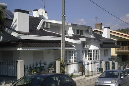 Maison avec 2 apartement entrée privé 25km Porto - Louredo